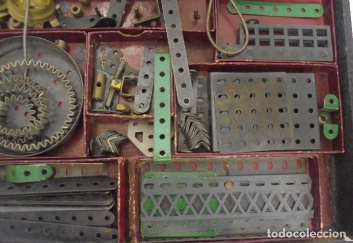 Juegos construcción - Meccano: MARKLIN. MECCANO. JUEGO ALEMAN PARA MONTAR. EL DE LA CAJA. VER FOTOS - Foto 9 - 121122159