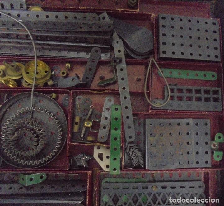 Juegos construcción - Meccano: MARKLIN. MECCANO. JUEGO ALEMAN PARA MONTAR. EL DE LA CAJA. VER FOTOS - Foto 10 - 121122159