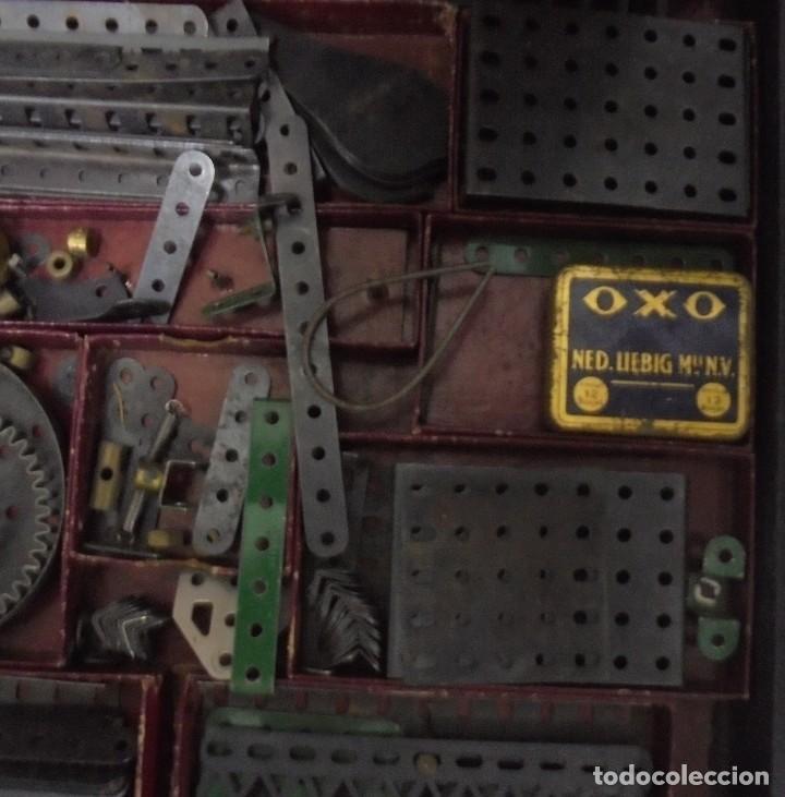 Juegos construcción - Meccano: MARKLIN. MECCANO. JUEGO ALEMAN PARA MONTAR. EL DE LA CAJA. VER FOTOS - Foto 13 - 121122159