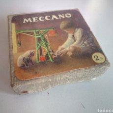 Juegos construcción - Meccano - Cajita de cartón Meccano 2a para tornillos y piezas pequeñas - 122181836