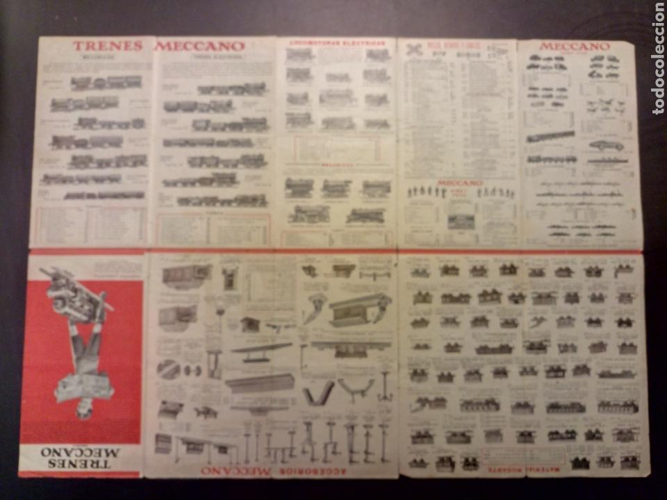 Juegos construcción - Meccano: Catalogo Meccano años 30 dinky toys - Foto 3 - 122492496