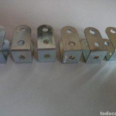 Juegos construcción - Meccano: 6 SOPORTES MECCANO PIEZA 11A. Lote 195272172