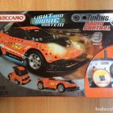 Juegos construcción - Meccano: MECCANO TUNING RADIOCONTROL. Lote 123386195