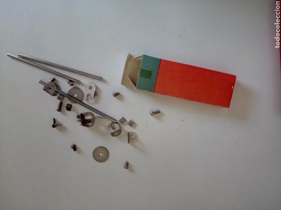 Juegos construcción - Meccano: Caja 2a Meccano años 60 completa - Foto 3 - 124023668