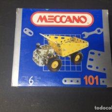 Spielzeug zum Bauen - Meccano - Meccano antiguo modelo 101 - 130637438