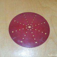Juegos construcción - Meccano: MECCANO PARTE Nº 146. PLATO CIRCULAR MADE ENGLAND. Lote 130869640