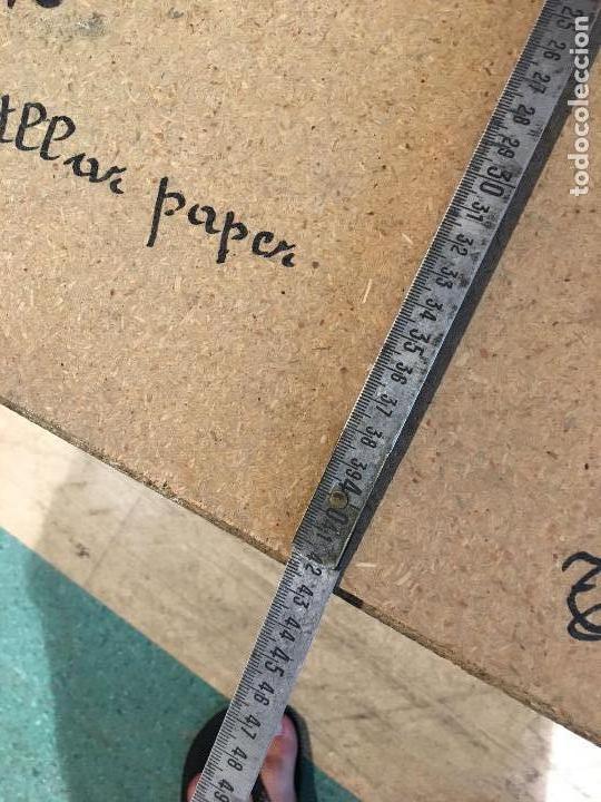 Juegos construcción - Meccano: Lote meccano premio de Liverpool 1953, maquina rallar papel + 7 diplomas + documentos... - Foto 7 - 132421206