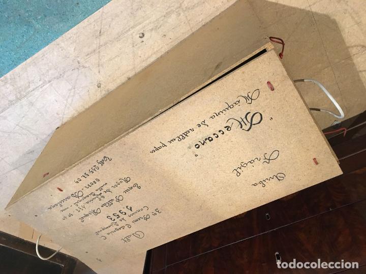 Juegos construcción - Meccano: Lote meccano premio de Liverpool 1953, maquina rallar papel + 7 diplomas + documentos... - Foto 20 - 132421206