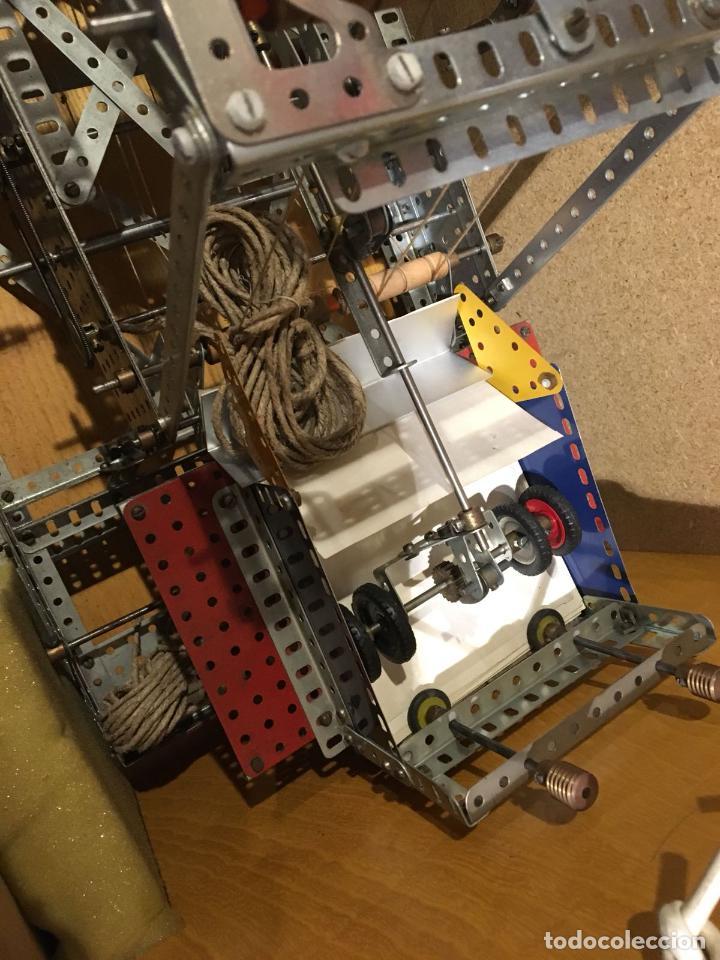 Juegos construcción - Meccano: Lote meccano premio de Liverpool 1953, maquina rallar papel + 7 diplomas + documentos... - Foto 22 - 132421206
