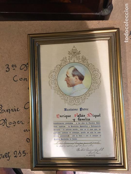 Juegos construcción - Meccano: Lote meccano premio de Liverpool 1953, maquina rallar papel + 7 diplomas + documentos... - Foto 41 - 132421206
