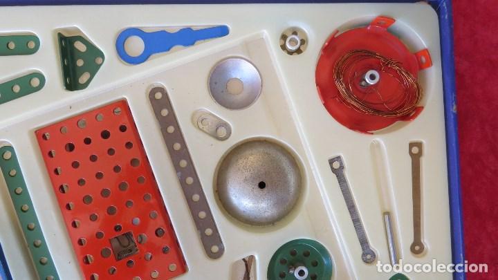 Spielzeug zum Bauen - Meccano: MERKUR ELEKTRO 101 - ANTIGUO MECCANO DEL ESTE - CON PRECIOSO CATALOGO - Foto 6 - 133815646