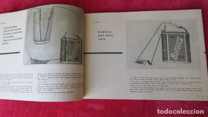 Spielzeug zum Bauen - Meccano: MERKUR ELEKTRO 101 - ANTIGUO MECCANO DEL ESTE - CON PRECIOSO CATALOGO - Foto 13 - 133815646