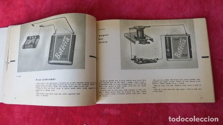 Spielzeug zum Bauen - Meccano: MERKUR ELEKTRO 101 - ANTIGUO MECCANO DEL ESTE - CON PRECIOSO CATALOGO - Foto 16 - 133815646