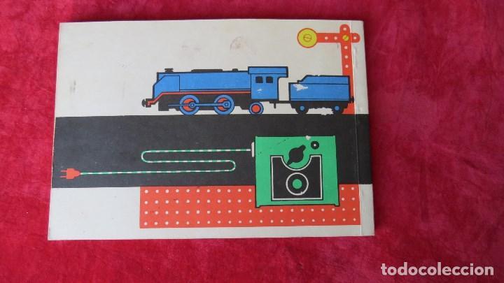 Spielzeug zum Bauen - Meccano: MERKUR ELEKTRO 101 - ANTIGUO MECCANO DEL ESTE - CON PRECIOSO CATALOGO - Foto 21 - 133815646
