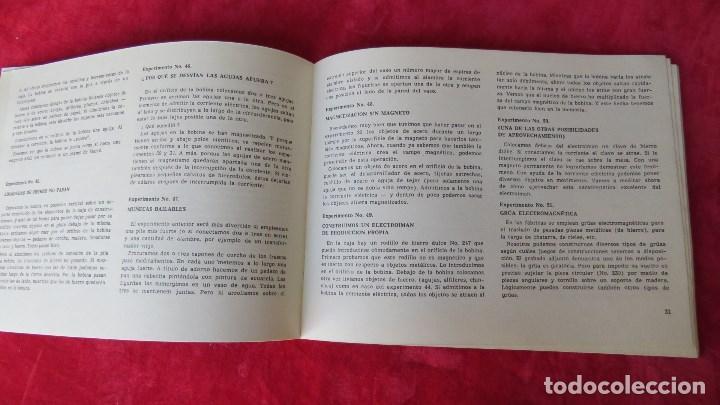 Spielzeug zum Bauen - Meccano: MERKUR ELEKTRO 101 - ANTIGUO MECCANO DEL ESTE - CON PRECIOSO CATALOGO - Foto 23 - 133815646