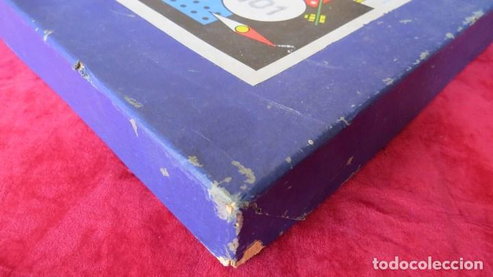 Spielzeug zum Bauen - Meccano: MERKUR ELEKTRO 101 - ANTIGUO MECCANO DEL ESTE - CON PRECIOSO CATALOGO - Foto 24 - 133815646