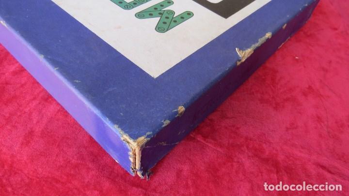Spielzeug zum Bauen - Meccano: MERKUR ELEKTRO 101 - ANTIGUO MECCANO DEL ESTE - CON PRECIOSO CATALOGO - Foto 26 - 133815646