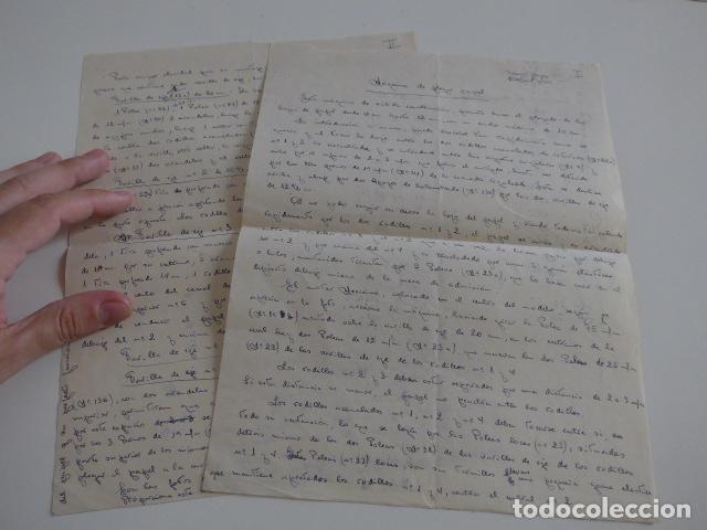 Juegos construcción - Meccano: Lote meccano premio de Liverpool 1953, maquina rallar papel + 7 diplomas + documentos... - Foto 51 - 132421206