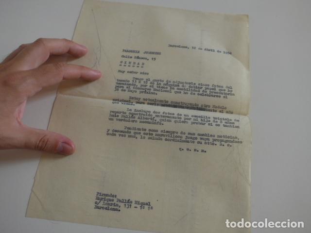 Juegos construcción - Meccano: Lote meccano premio de Liverpool 1953, maquina rallar papel + 7 diplomas + documentos... - Foto 57 - 132421206
