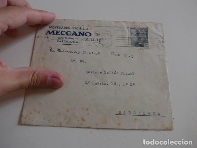 Juegos construcción - Meccano: Lote meccano premio de Liverpool 1953, maquina rallar papel + 7 diplomas + documentos... - Foto 63 - 132421206