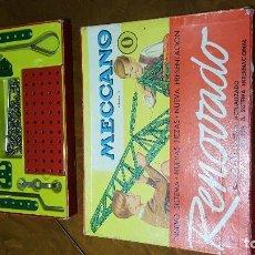 Juegos construcción - Meccano: MECCANO. Lote 134341854