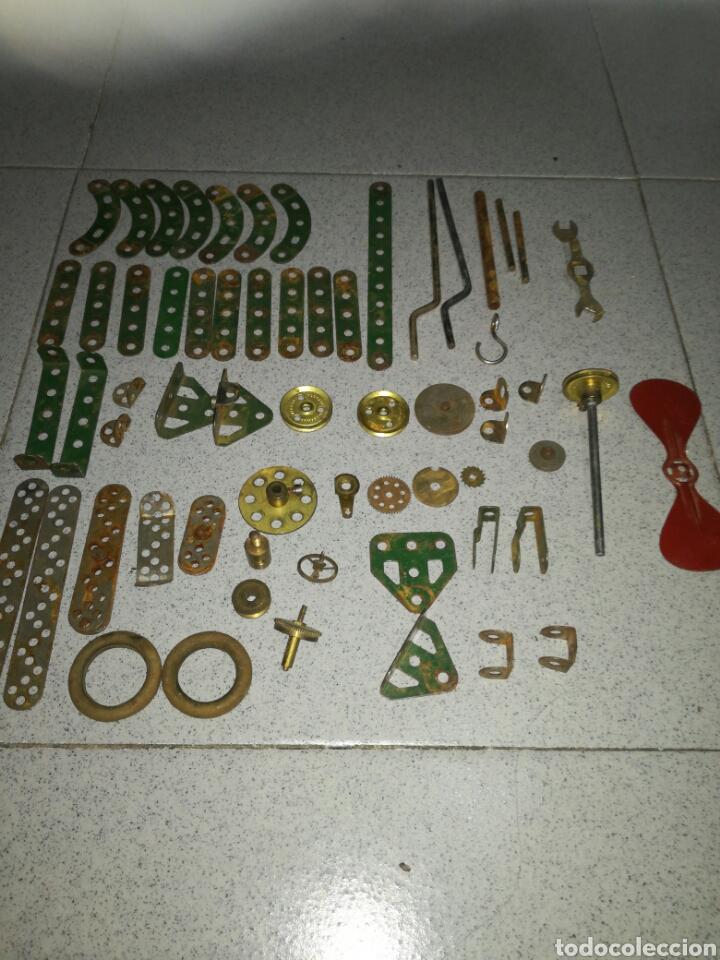 Juegos construcción - Meccano: Antiguo Metaling casi completo - Foto 2 - 135616970
