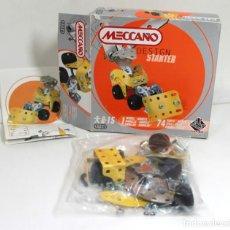 Juegos construcción - Meccano: MECCANO DESIGN STARTER 2728 . Lote 137161326