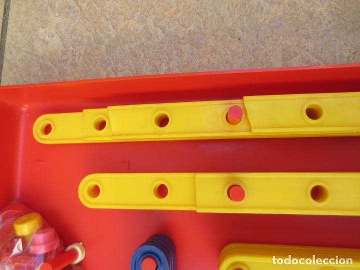 Juegos construcción - Meccano: MALETIN - EL PEQUEÑO MECANICO DE ZASPLAS - AÑOS 60 - Foto 6 - 137651278
