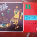 Juegos construcción - Meccano: MANUAL DE INSTRUCCIONES MECANO METALING Nº 11 . 1970. Lote 137715478