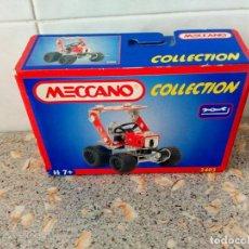 Juegos construcción - Meccano: MECANO COLECCTION PEQUEÑO. Lote 140666882