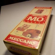 Juegos construcción - Meccano: MOTOR ELÉCTRICO MECCANO M.O 6V 1983 PRECINTADO ORIGINAL EN CAJA. Lote 141591745