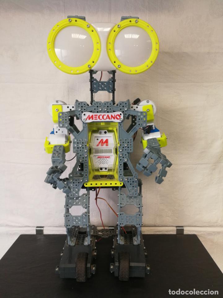 ROBOT MECCANO MECCANOID G15 (Juguetes - Construcción - Meccano)