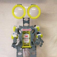 Juegos construcción - Meccano: ROBOT MECCANO MECCANOID G15. Lote 143339166