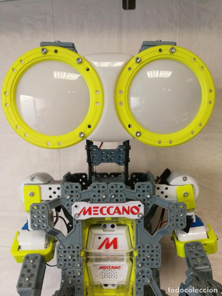 Juegos construcción - Meccano: ROBOT MECCANO MECCANOID G15 - Foto 2 - 143339166