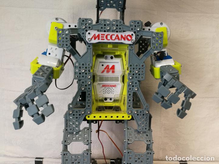 Juegos construcción - Meccano: ROBOT MECCANO MECCANOID G15 - Foto 3 - 143339166