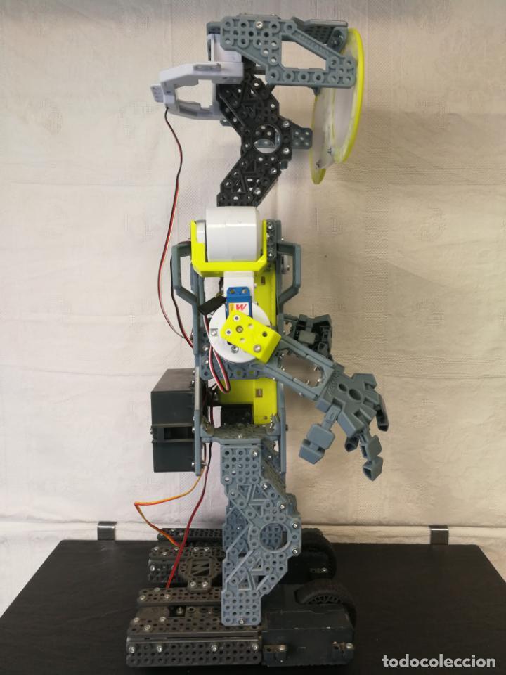 Juegos construcción - Meccano: ROBOT MECCANO MECCANOID G15 - Foto 5 - 143339166