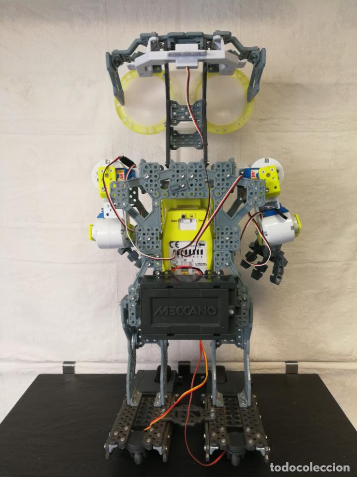 Juegos construcción - Meccano: ROBOT MECCANO MECCANOID G15 - Foto 6 - 143339166