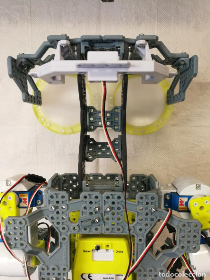 Juegos construcción - Meccano: ROBOT MECCANO MECCANOID G15 - Foto 7 - 143339166