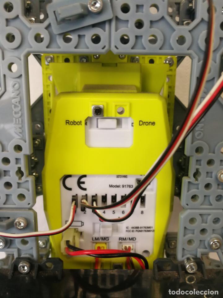 Juegos construcción - Meccano: ROBOT MECCANO MECCANOID G15 - Foto 8 - 143339166