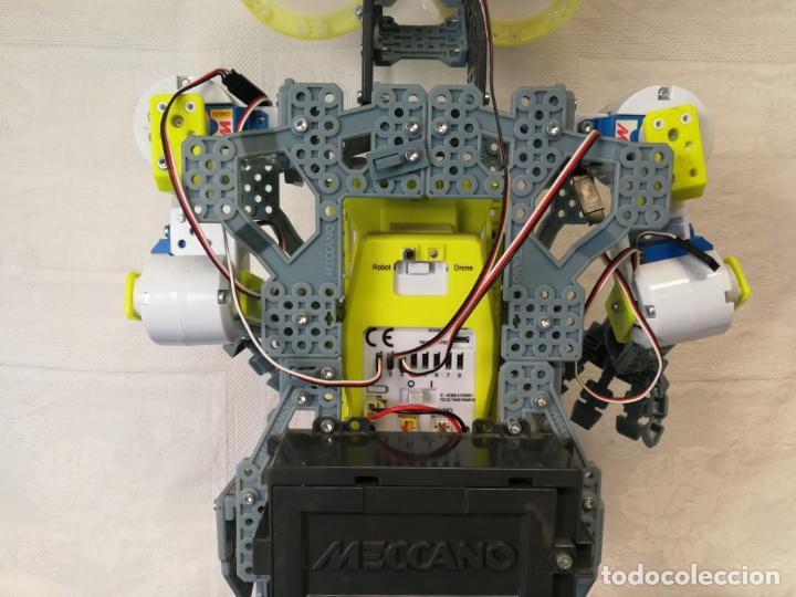 Juegos construcción - Meccano: ROBOT MECCANO MECCANOID G15 - Foto 9 - 143339166