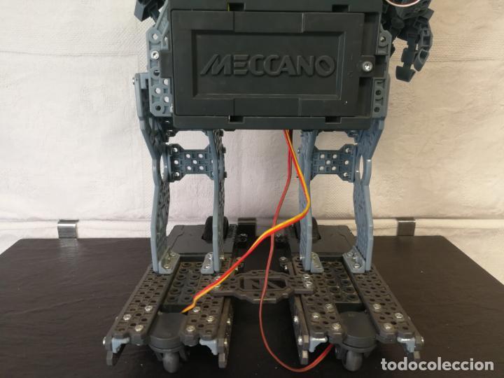 Juegos construcción - Meccano: ROBOT MECCANO MECCANOID G15 - Foto 10 - 143339166