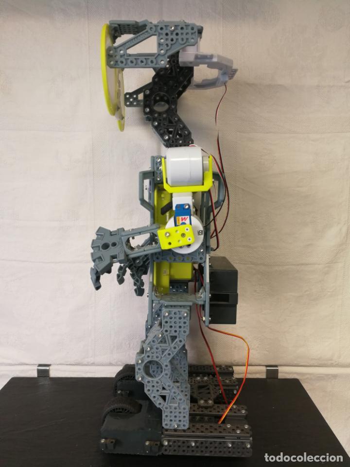 Juegos construcción - Meccano: ROBOT MECCANO MECCANOID G15 - Foto 11 - 143339166