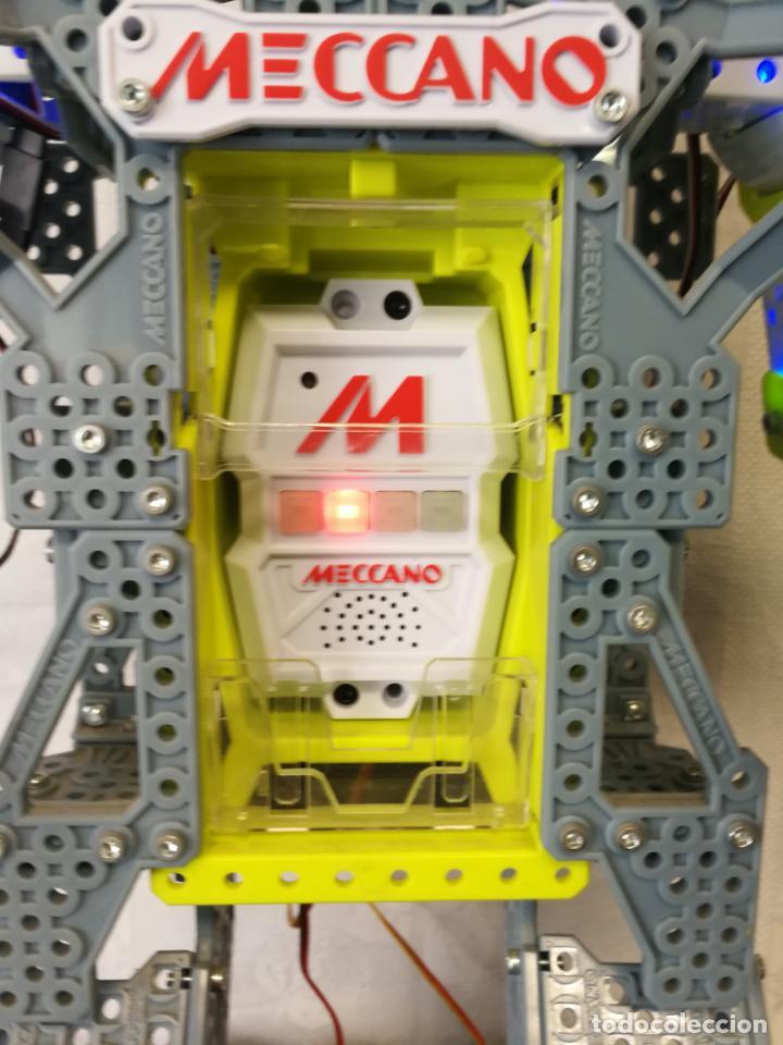 Juegos construcción - Meccano: ROBOT MECCANO MECCANOID G15 - Foto 13 - 143339166