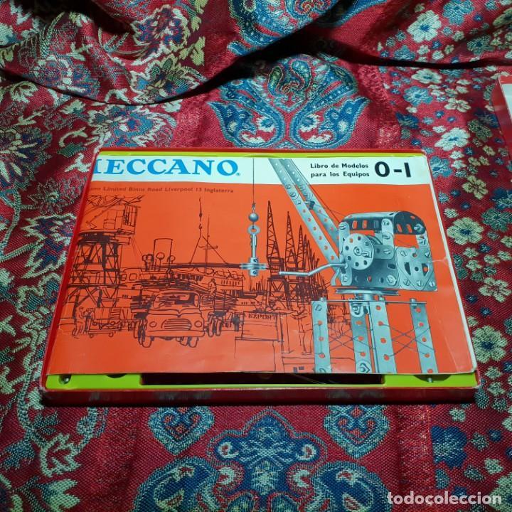 Juegos construcción - Meccano: EQUIPO MECCANO Nº 0. - Foto 2 - 147318306