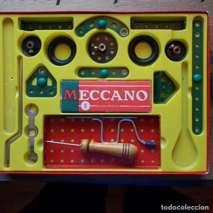 Juegos construcción - Meccano: EQUIPO MECCANO Nº 0. - Foto 3 - 147318306