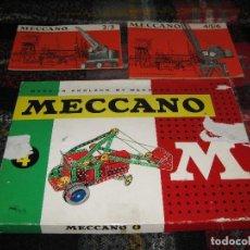 Juegos construcción - Meccano: MECCANO 4. Lote 147786198