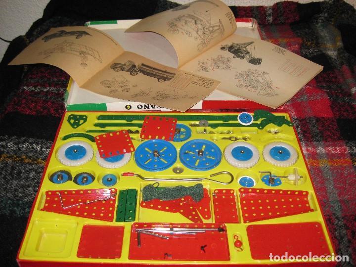 Juegos construcción - Meccano: MECCANO 4 - Foto 2 - 147786198
