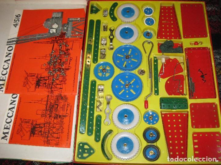 Juegos construcción - Meccano: MECCANO 4 - Foto 3 - 147786198