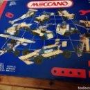 Juegos construcción - Meccano: JUEGO CONSTRUCCIÓN MECCANO. MARCA MECCANO METAL. Lote 150167769