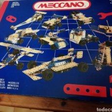 Juegos construcción - Meccano: JUEGO CONSTRUCCIÓN MECCANO. MARCA MECCANO METAL. Lote 234934445